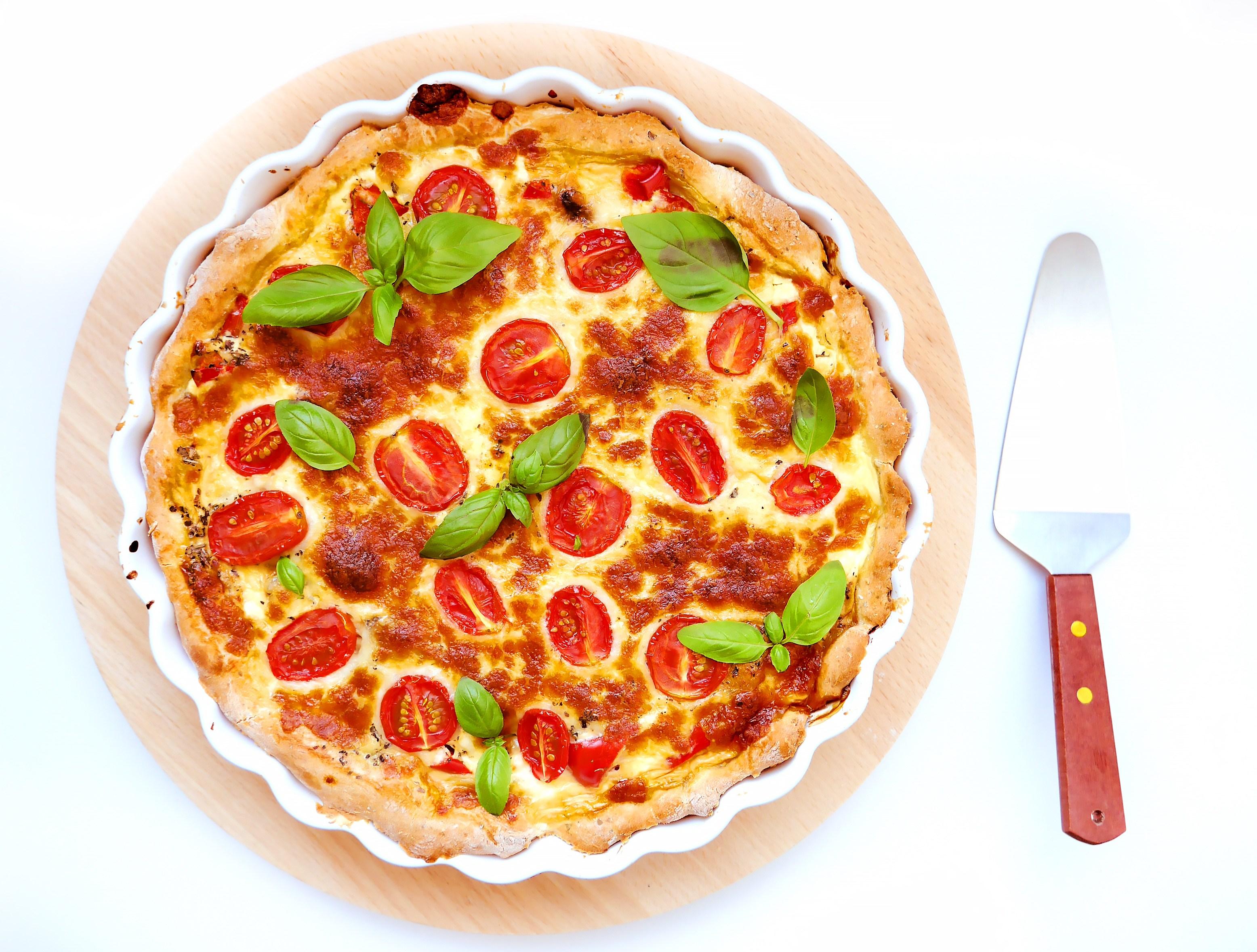 Pizza tarta a'la