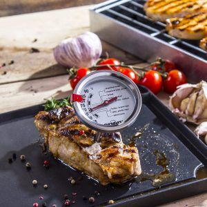 Termómetro para carnes y bistecs
