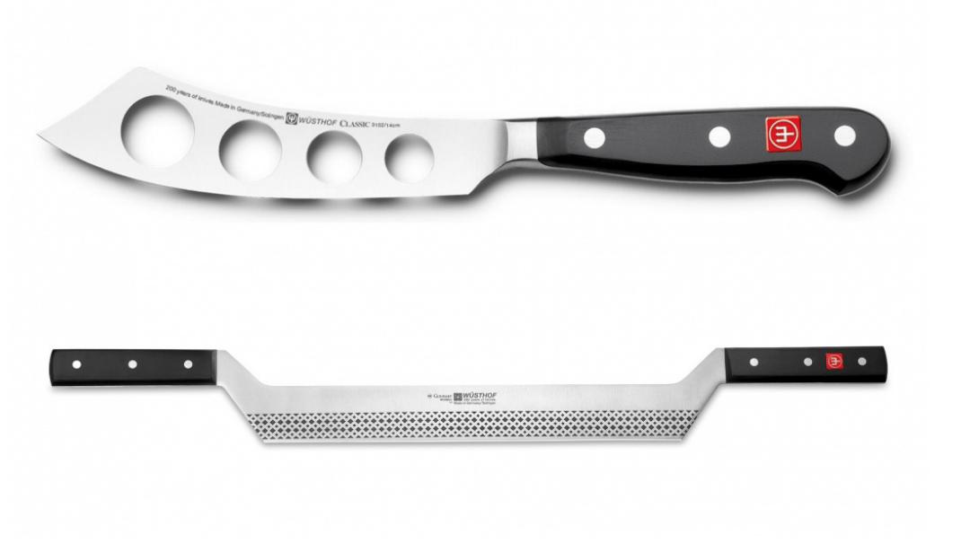 Cuchillos de queso Wusthof