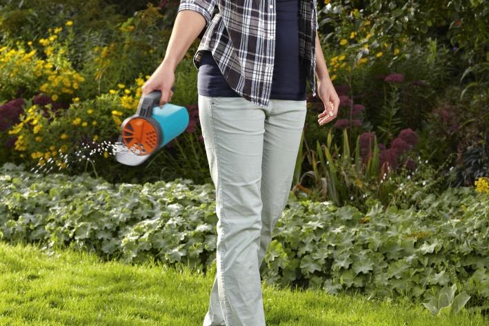 Sembradora de fertilizantes Gardena