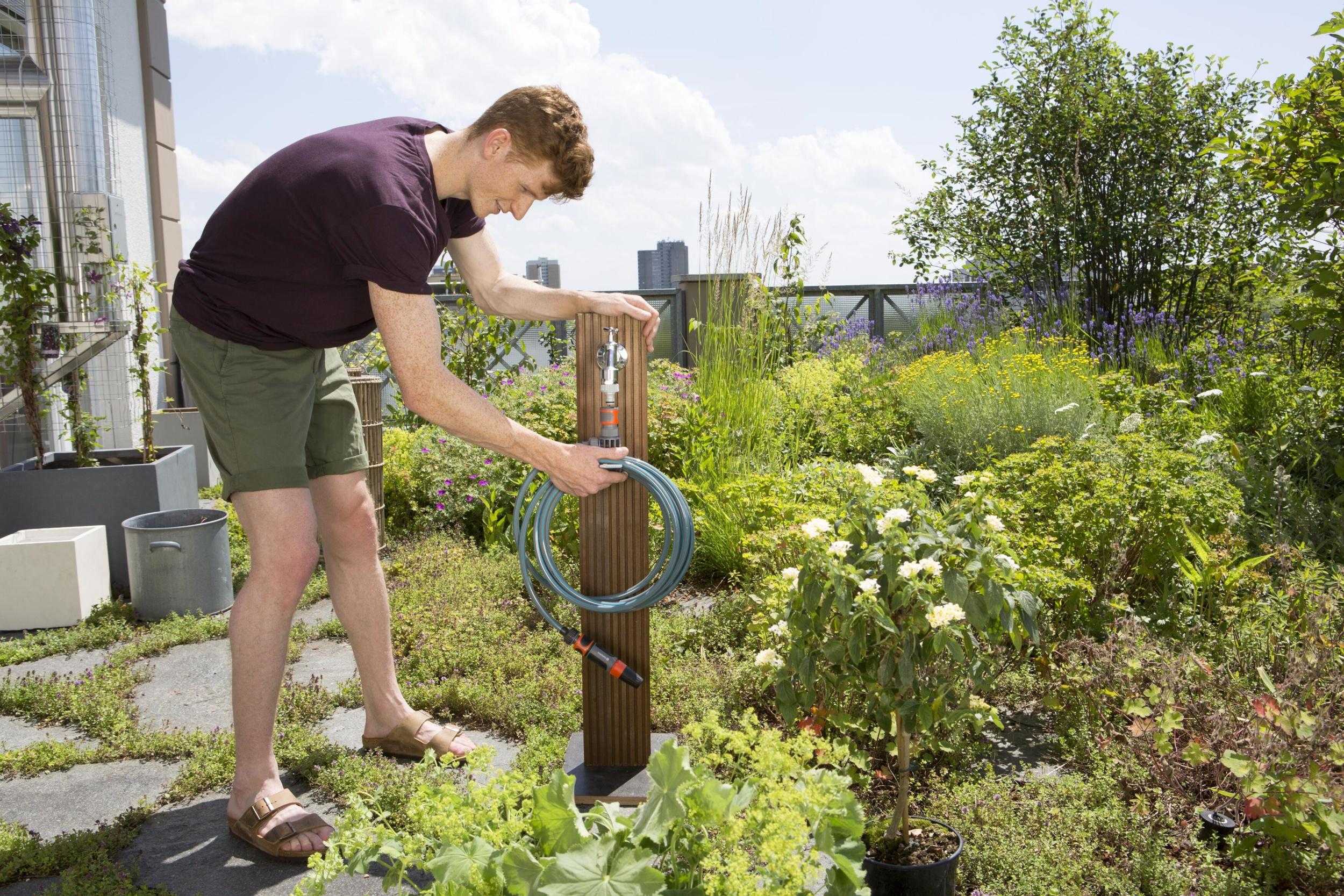 Manguera de jardín Gardena