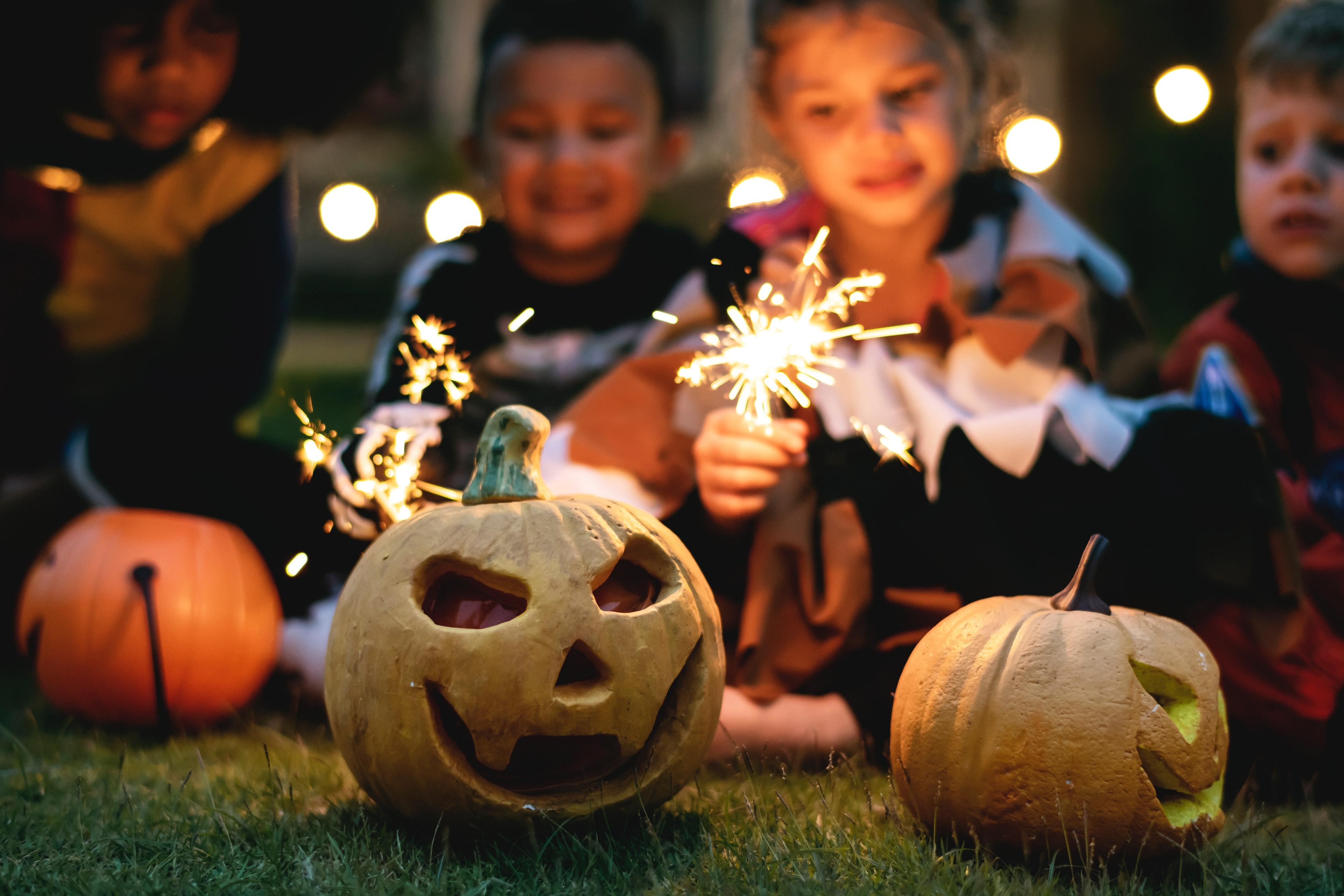 cuyo octubre es halloween