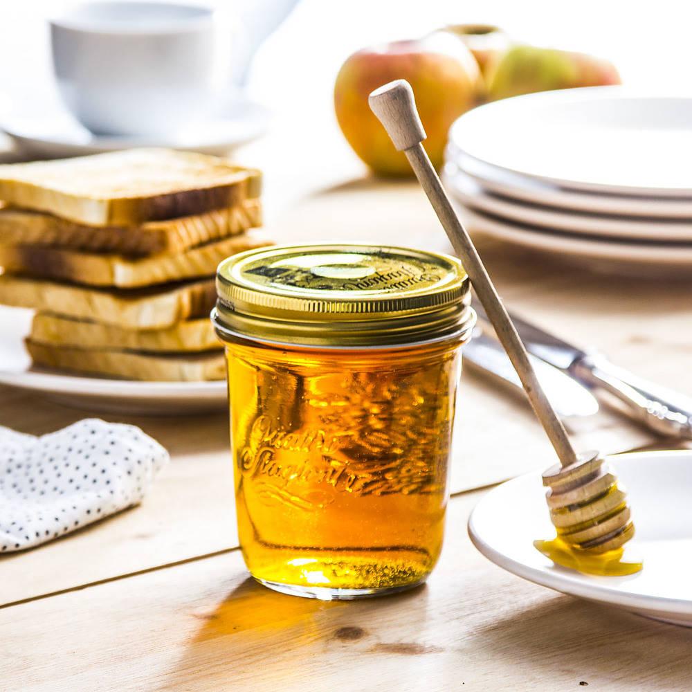 tarro de miel rocco bormioli