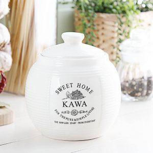 Recipiente de cerámica para café Sweet Home Paski