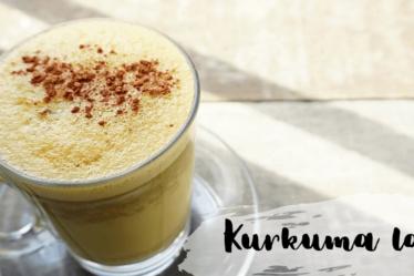 Latte de cúrcuma - receta