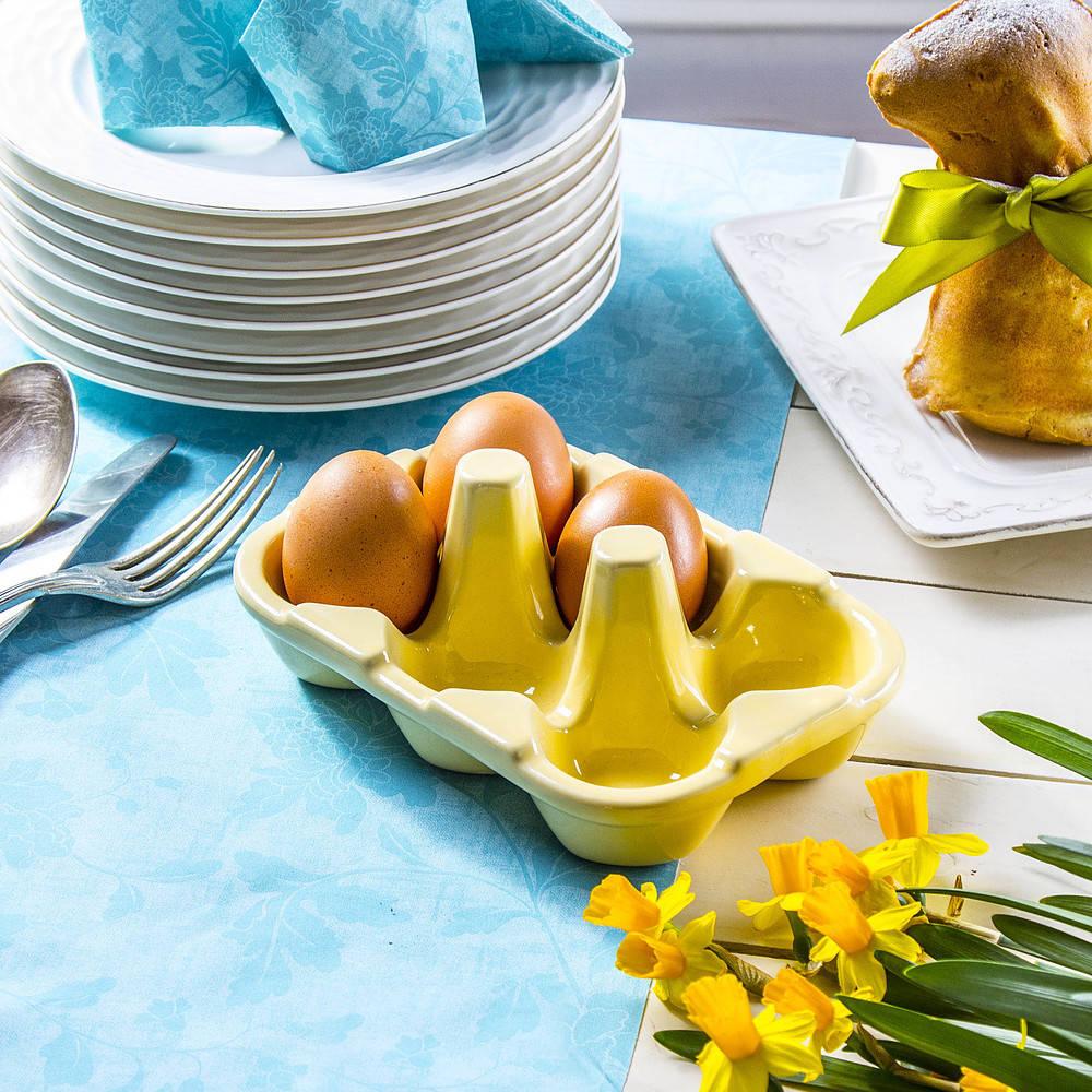 Plato de huevo envuelto