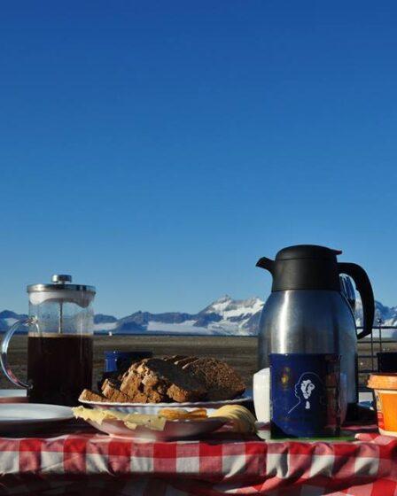 Accesorios de cocina en Spitsbergen