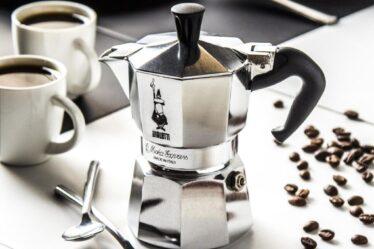 Bialetti: ¿cuáles son las características de las cafeteras más populares de la marca?