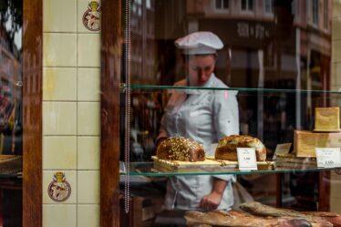 Cómo abrir una panadería