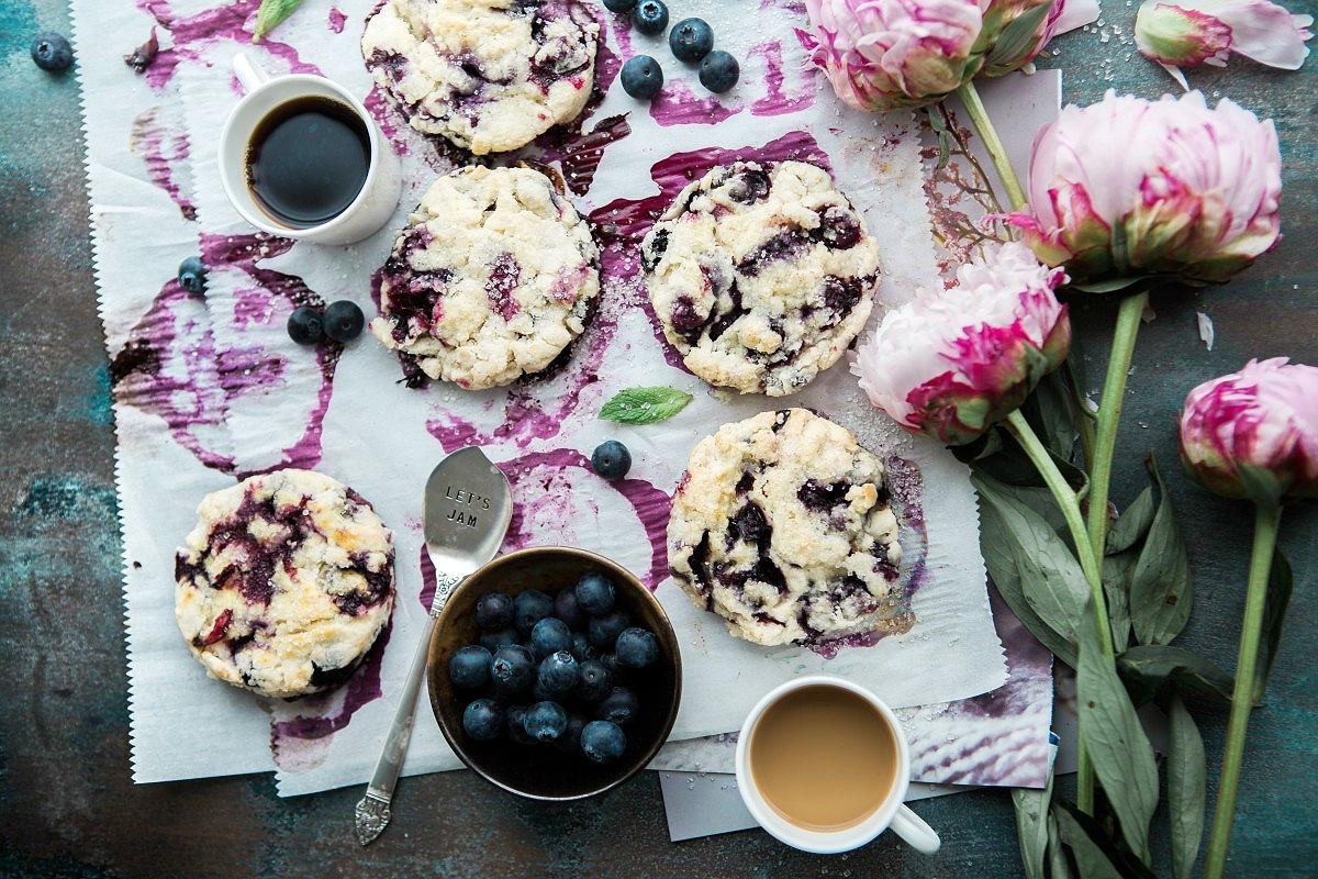 Crumble de frutas o fruta debajo del crumble - receta
