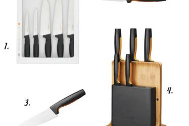 Cuchillos Fiskars Functional Form