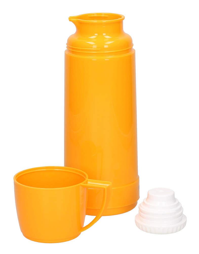 Termo de plástico para café y té Pickmeup