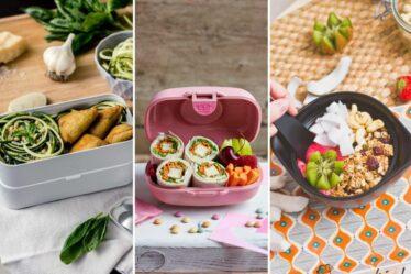 Envases de comida francesa Monbento: conocemos la marca