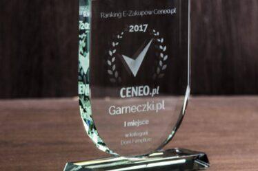 Estatuilla para Garneczki.pl - Ranking de opiniones de confianza