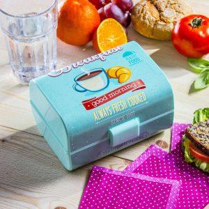 Sandwichera de desayuno Domotti