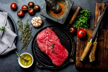 Maceración, o como hacer la carne aún más sabrosa
