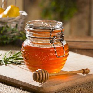 Un tarro para la miel de Kilner