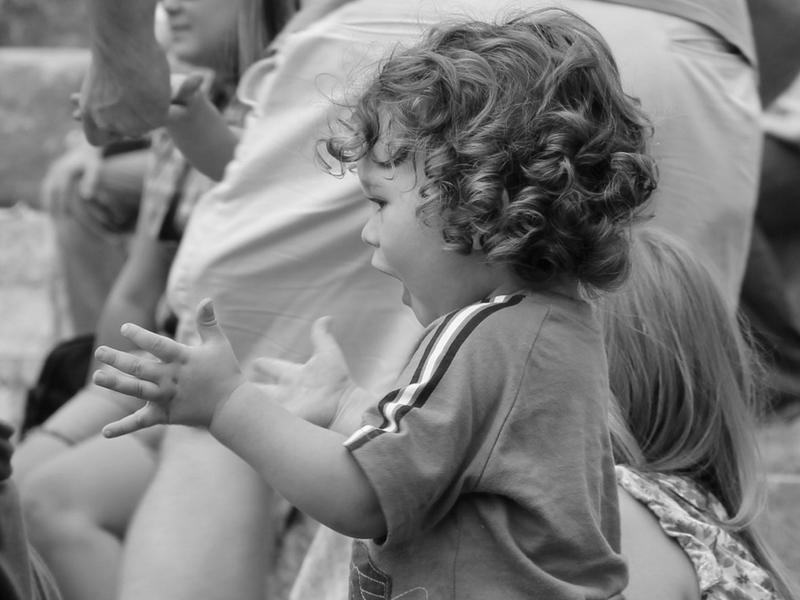 Niños en restaurantes: ¿alegría o quizás problemas?