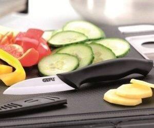 Cuchillo de cerámica para frutas y verduras Gefu