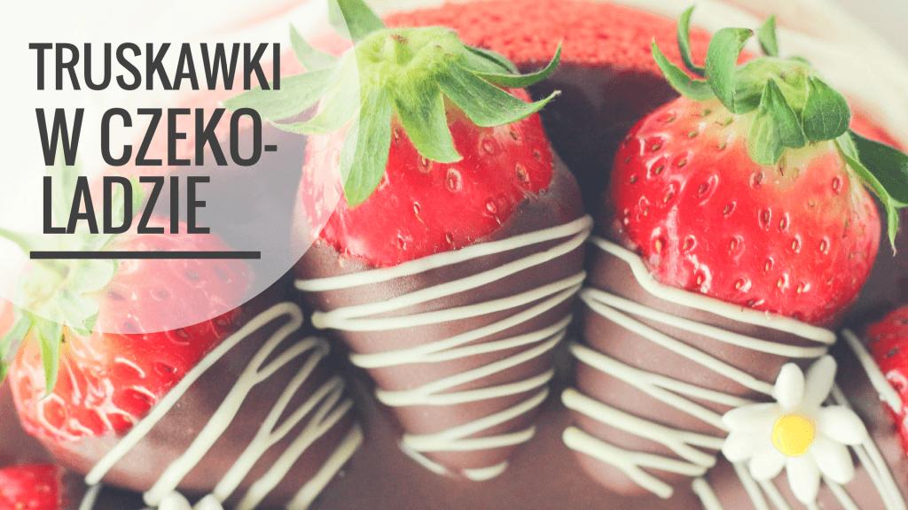Fresas con chocolate: una receta sencilla