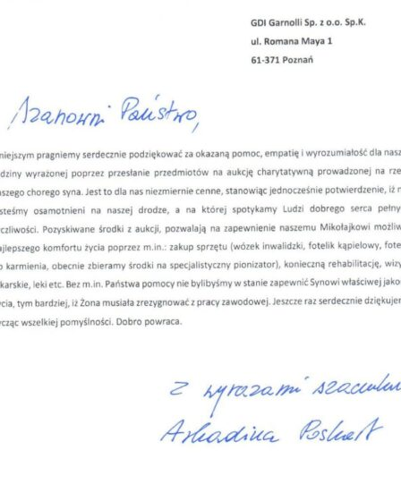 Gracias Mikołaj Poskart