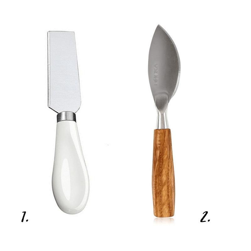 Cuchillos para queso duro