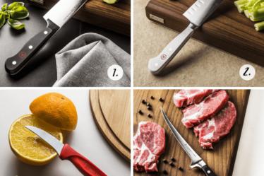 Cuchillos de cocina Wusthof